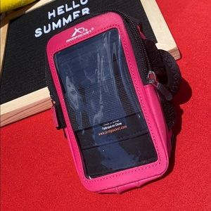 Arm pocket Cellphone Case